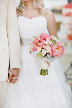 perfect pink reception wedding flowers,  wedding decor, wedding flower centerpiece, wedding flower arrangement, add pic source on comment and we will update it. www.myfloweraffair.com can create this beautiful wedding flower look.