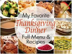 South Your Mouth: My Favorite Thanksgiving Recipes