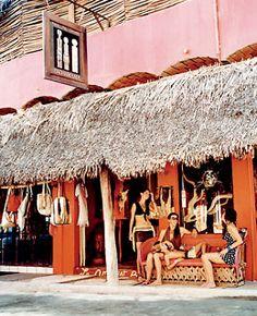Pachamama boutique in Sayulita, MX