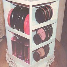 Makeup storage!