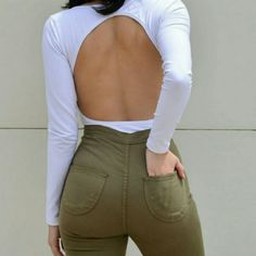 """*LAST ONE*""""Feelin' High"""" Jeans NWT The most perfect pair of LIGHT OLIVE High Waisted Jeans. Stretchy and form fitting.  Material: Cotton/Spandex  Inseam: 31.5""""in Length: 42""""in Waist: 23""""in  *Measurements are for a size 3//Add .5""""in for the next sizes up*  Model is modeling the size 7*  BRAND NEW WITH TAGS   Model Info: 34B-25-38 130lbs  5'3  I DO NOT TRADE   PRICE IS FIRM  10% OFF BUNDLES Aphrodite Jeans Skinny"""