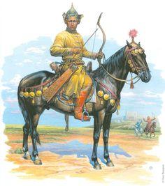 Alan (Sarmatian) http://swordmaster.org/2010/08/14/alany-kompleks-vooruzheniya-voinov-xazarskogo.html