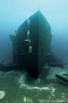Best Wreck Diving in the United States | Scuba Diving