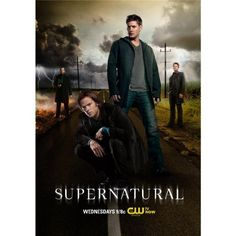 Supernatural 24x34 TV Show ArtPrint Poster 044C/Middle Size by CCEE Poster, http://www.amazon.com/dp/B00C58YLOQ/ref=cm_sw_r_pi_dp_poD8rb1BZABFT