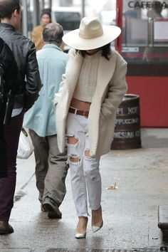 vanessa hudgens fashion 2015 | Vanessa Hudgens Out in NYC, March 2015