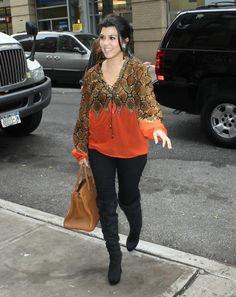 kourtney kardashian is my style icon.
