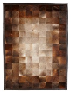 cowhide rug. So many differnent colors....kind of LOVE