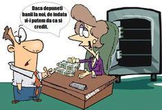 Nu dati bani bancilor, nu luati bani de la BANCI !!!