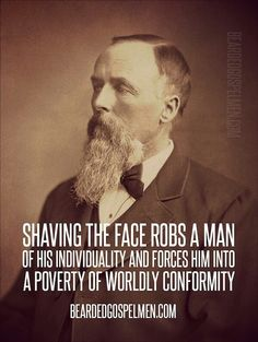 Beard humor