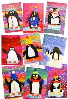 2nd Grade Smarty-Arties taught by the Groovy Grandma!: Art