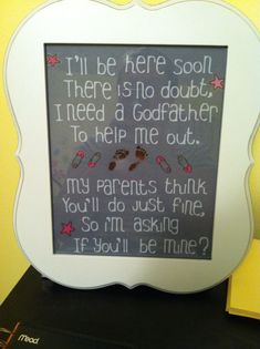 This is how to ask a friend to be the godfather or godmother of my daughter or son Godfather Gifts, The Godfather, Our Baby, Baby Boy, Proposal Ideas, Proposal Quotes, Proposal Letter, Godparent Gifts, Baby Time
