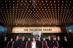 Eglinton Grand love the lights! Opposites Attract, Distillery, Attraction, Boston, Prom, Lights, Highlight, Senior Prom, Lighting
