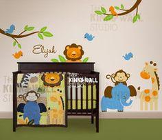 34 best reggies room images infant room jungle kids rooms jungle