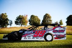 DIRT MODIFIED: Blake Brown 2013 Lightning http://LightningChassis.com/drivers/ #lightningchassis #dirtmodified #modifiedcars #cars #dirtmodifieds #dirtmod #dirtmods #dirttrack #dirttrackracing #dirtracing #racing #motorsport #motorsports #autoracing #auto #autos #sports #car #red