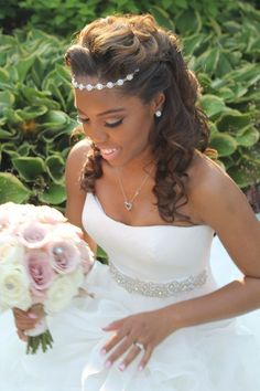 Wedding Hairstyles for Short Hair African American. 27 New Wedding Hairstyles for Short Hair African American. Stylish In Addition to Beautiful Wedding Hairstyles for Black Brides Hairstyles, Black Bridesmaids Hairstyles, Braided Hairstyles For Wedding, Wedding Updo, Bridesmaid Hair, Vail Wedding, Wedding Blush, African Wedding Hairstyles, Short Hairstyles
