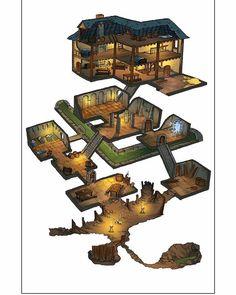 Haus + U-Bahn - Mine Minecraft World Minecraft Crafts, Minecraft World, Minecraft Plans, Minecraft Tutorial, Minecraft Blueprints, Minecraft Designs, Cool Minecraft, Minecraft Seed, Minecraft Survival