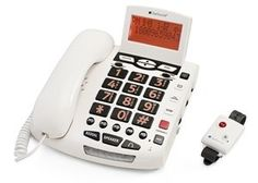 ClearSounds Communications CS-CSC600ER SOS Alert Amplified Phone by ClearSounds. $121.76. The ClearSounds® CSC600ER Amplified SOS Alert Telephone offers you peace of mind, security and confidence to continue with daily activities and maintain your independence with no monthly subscription. With features like emergency dialing and remote call answering and disconnect through the pendant, the ClearSounds® CSC600ER Amplified Telephone gives you the peace of mind knowing...