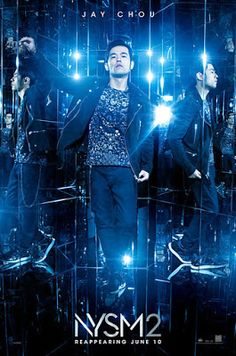 New trailers and 13 posters for NOW YOU SEE ME 2 starring Jesse Eisenberg, Woody Harrelson, Dave Franco, Lizzy Caplan, Mark Ruffalo and Daniel Radcliffe. Mark Ruffalo, Daniel Radcliffe, All Movies, 2 Movie, Movies And Tv Shows, Cloud Movies, Greatest Movies, Dave Franco, Internet Movies