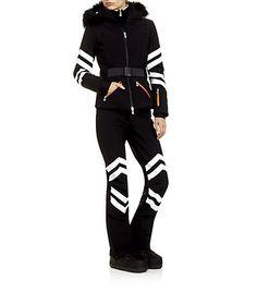 Fendi / Graphic Ski Jacket & pants