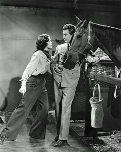 Eleanor Powell & Robert Taylor