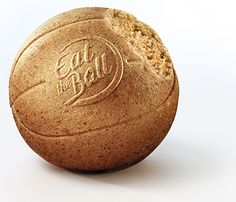 Eat the Ball® Basketball multi. Bread of a new Generation. One Ball One Game! First Game, Basketball, Bread, Logos, Breads, Logo, Sandwich Loaf, Netball