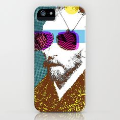 Vincent 2 iPhone Case