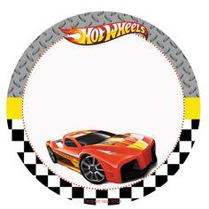 Tag ou topper para docinho ou cupcake Hot Wheels Hot Wheels Birthday, Hot Wheels Party, Birthday Tags, 1st Boy Birthday, Imprimibles Hot Wheels, Carros Hot Wheels, Race Car Party, Monster Trucks, Monster Jam