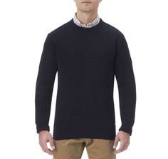 Barbour of course: Patch Crew-Knitwear-Navy-front-MKN0584NY91.jpg