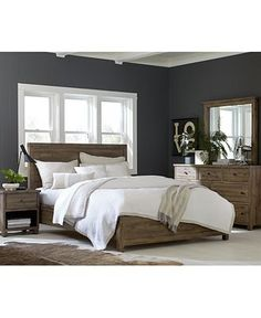 Canyon Bedroom Furniture Collection - Bedroom Collections - Furniture - Macy's