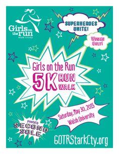 GOTR 5k poster