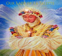 JEZUS en MARIA Groep.: MARIA KONINGIN VAN GODS LICHT