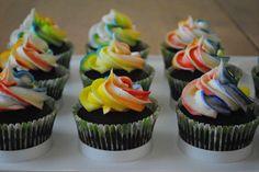 Juli Jacklin's Cupcakes: St. Patrick's Day Cupcakes 2015