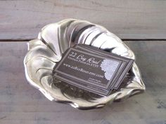 Vintage Silver Plate Leaf Bowl by 22BayRoad on Etsy, $12.00