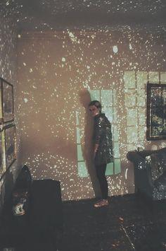 Constellation projector.
