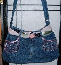 Jeans bag $39.99