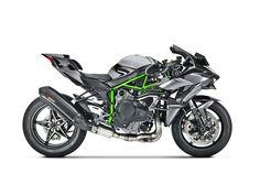 Kawasaki H2R Akrapovic Lato