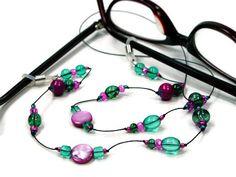 Eyeglass Chain Glasses Chain Reading Glasses Lanyard by TJBdesigns, $18.00