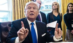 President Trump 'to sign executive orders restricting immigration from Muslim countries' - https://wp.me/p6uZrJ-aPt