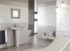 bathroom - Moderne Badfliesen
