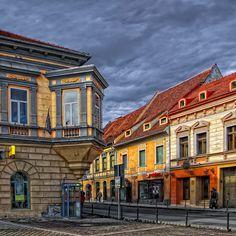 Brasov, Romania (by George Nutulescu)