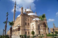 La mosquée Mohammed Ali au CAIRE