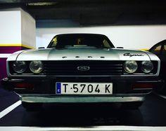 Ford Capri, Vehicles, Motors, Car, Vehicle, Tools
