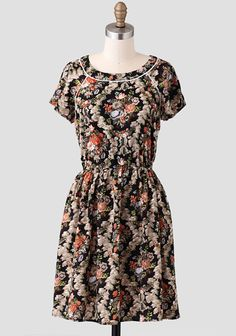 Morgan Floral Print Dress at #Ruche @Ruche