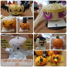 Pumpkin Activities for kids Halloween Pumpkin Craft Decorating Pumpkins with nature bits | Halloween Fun | Pinterest | Mini pumpkins Crafts and ... & Pumpkin Activities for kids: Halloween Pumpkin Craft Decorating ...