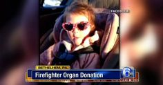 Firefighter Donating Part of His Liver to Save 3-Year-Old Girl's Life
