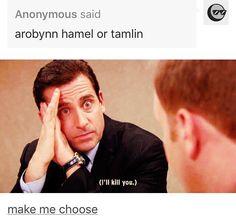 Arobynn hamel. That is definitley arobynn Hamel<< Right with you, sista' (or brada)