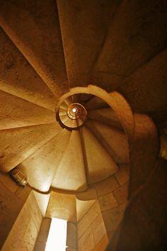 Espiral  Sagrada Familia BCN