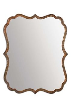Uttermost Uttermost 'Spadola' Hammered Copper Mirror available at #Nordstrom