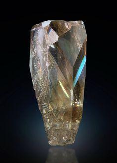 Twinned Cerusite