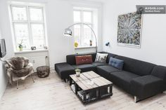 airbnb central apartment, Copenhagen